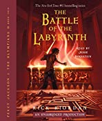 The Battle of the Labyrinth: Percy Jackson, Book 4 | Rick Riordan