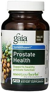 Gaia Herbs Prostate Health Liquid Phyto-Capsules, 120 Count