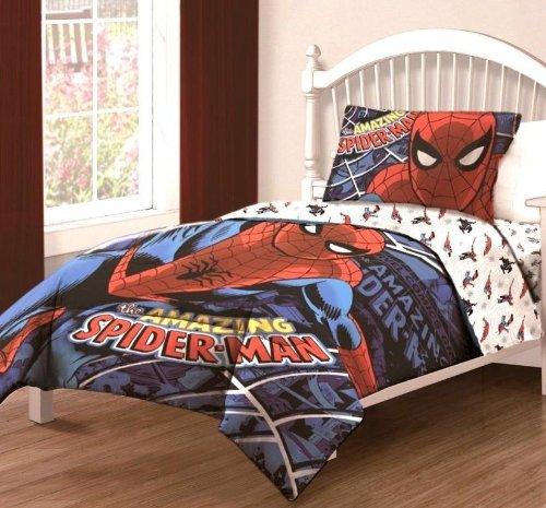 Spiderman Bedding Set 494 front