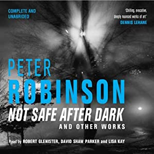 Not Safe after Dark, Volume Three Audiobook