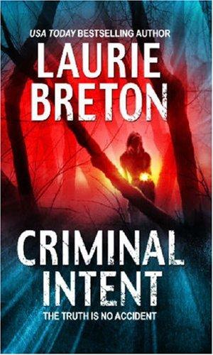 Criminal Intent, LAURIE BRETON
