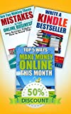 Make Money Online Business Bundle (3-Book Bundle): Take Your Online Business to the Next Level and Start Making Money Now!