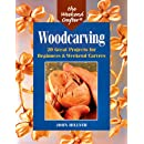 Wood Carving 20 Great Projects For Beginners Weekend Carvers
