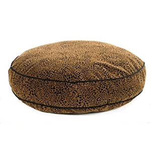 Round Animal Pillows : Amazon.com : Super Soft Round Dog Pillow Size: X-Large (52