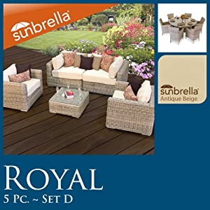 Royal patio website