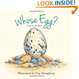 Whose Egg?: A Lift-the-Flap Book