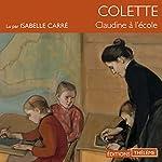 Claudine à l'école |  Colette