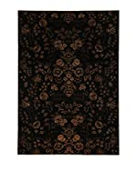 Design Community By Loomier Alfombra Mirage (Negro)
