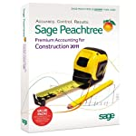 Sage Peachtree Premium Accounting For Construction 2011 Multi User [OLD VERSION]