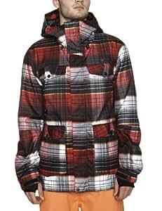 O'Neill PM Freedom Alfabravo Jacket Veste de snowboard homme Red Aop S