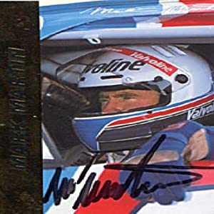 Mark Martin Autographed Signed 1994 ActionPack No.3 Racing Card by Hollywood Collectibles
