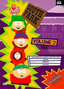 South Park, Vol. 2: An Elephant Makes Love to a Pig/Death/Pinkeye/Damien