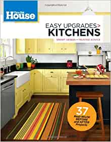 This old house easy upgrades kitchens smart design for Front of house magazine