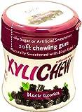 Xylichew Licorice Sugar Free Chewing Gum 60ct