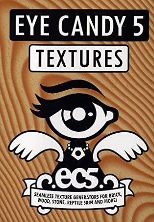 Alien Skin Eye Candy 5 Textures