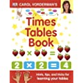 Carol Vorderman's Times Tables Book (Reissues Education 2014)