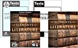 img - for Elements Literature Tchr Grd10 book / textbook / text book