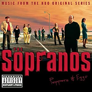 The Sopranos - Peppers & Eggs: Music from the HBO Series
