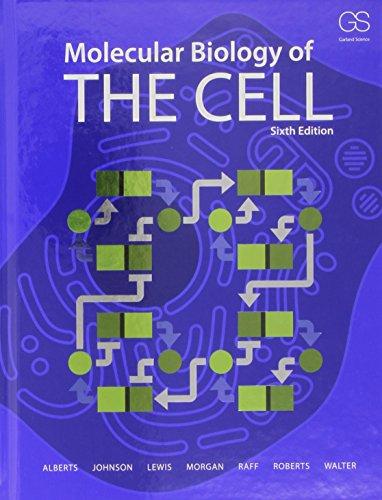 Albert molecular biology of cell.