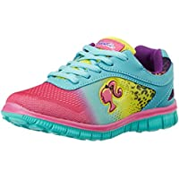 Barbie Girl's Multi-Color Sports Shoes - 1C UK