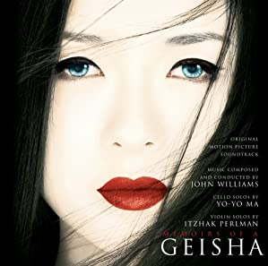 "Cover of ""Memoirs of a Geisha"""