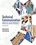 img - for Technical Communication: Process and Product (9th Edition) book / textbook / text book