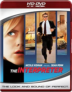 "Cover of ""The Interpreter (Widescreen Edi..."
