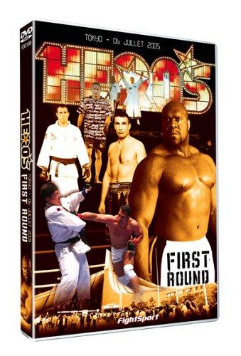 K-1 - Hero's First Round - Tokyo