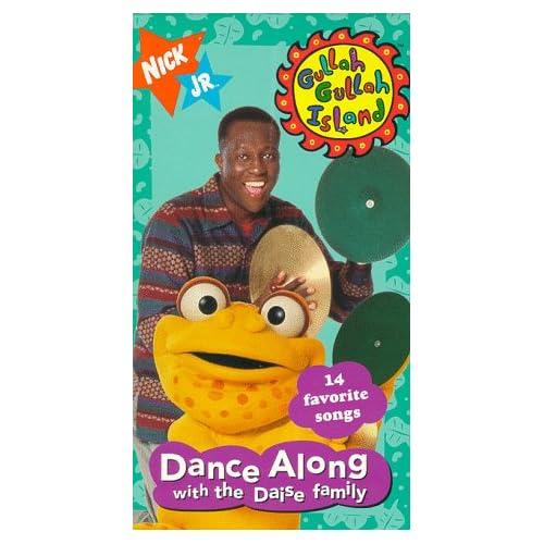 Island - Dance Along with the Daise Family [VHS]: Gullah Gullah Island