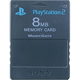 PS2 memory card(παίξτε αντίγραφα χωρίς τσίπ)