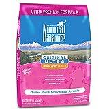 Natural Balance Dry Cat Food, Ultra Premium Whole Body Health Formula, 15 Pound Bag