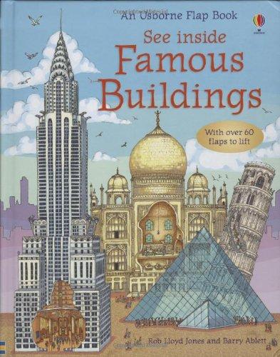 See Inside Famous Buildings (Usborne See Inside)