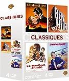 echange, troc Coffret Grands Classiques 4 DVD : Autant en emporte le vent / Ben Hur / Le docteur Jivago / La Mort aux trousses