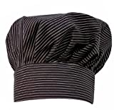 Two Lumps of Sugar Chef Hat, Pinstripe