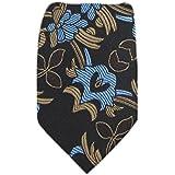 Brown Blue Boys Fashion Necktie
