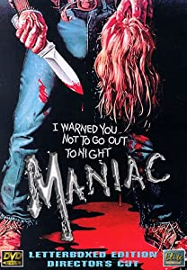 Maniac [DVD] [1980] [US Import] [NTSC]