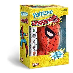 Spider-Man Yahtzee