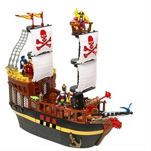 Amazon.com: Imaginext - Pirate Raider: Toys & Games