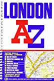 img - for London Street Atlas AZ Spiral (A-Z Street Atlas) book / textbook / text book