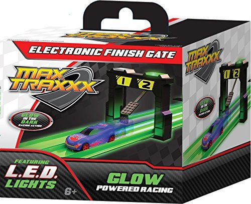 Max Traxxx Tracer Racers Electronic Finish Gate - 1
