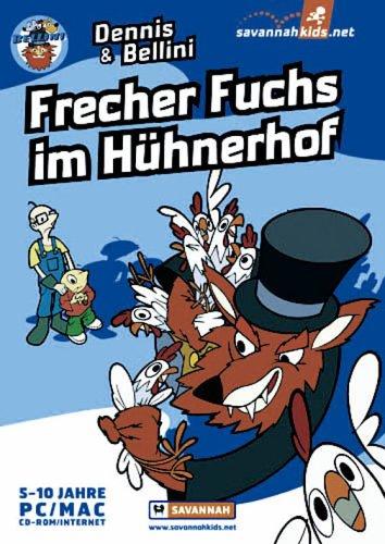 dennis-bellini-frecher-fuchs-im-huhnerhof-import-allemand