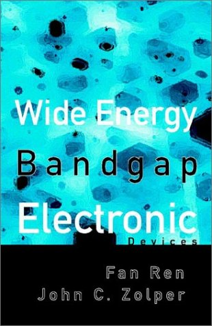 Image for publication on Wide Energy Bandgap Electronic Devices