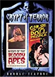 echange, troc Night of Bloody Apes & Curse of the Doll People [Import USA Zone 1]