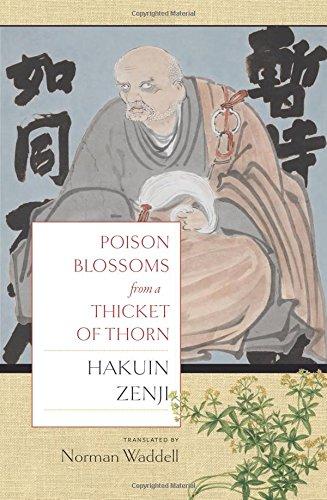 Flor de veneno de un matorral de la espina