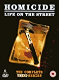 Homicide: Life on the Street - Season 3 - Complete [1995] [DVD]
