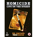 Homicide: Life on the Street - Season 3 - Complete [1995] [DVD]by Richard Belzer