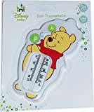 Winnie the Pooh Bath Thermometer White