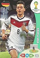 FIFA World Cup 2014 Brazil Adrenalyn XL Mesut Ozil Star Player