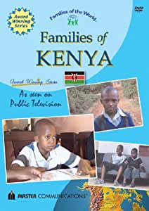 Families of the World: Families of Kenya
