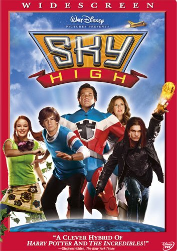 Cover art for  Sky High (Widescreen Edition)